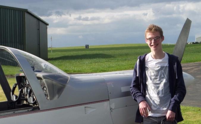 Dafydd's Aviation Fund