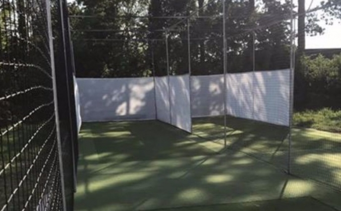 Malmesbury Cricket Club Net Practice Facilities