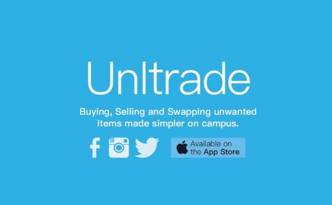 UnItrade - Student marketplace app