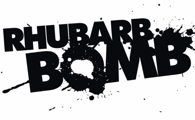 Rhubarb Bomb 2012-2017 Book & Album