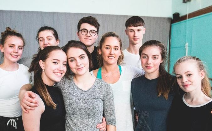 Road to U.dance 2017 - Cambridge Youth Dance Co