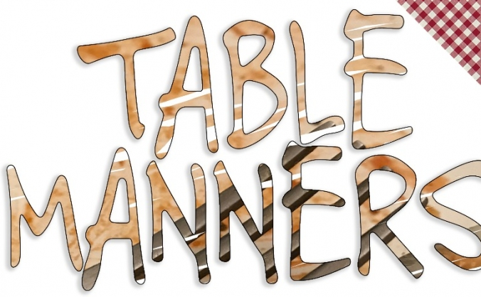 'Table Manners' short film