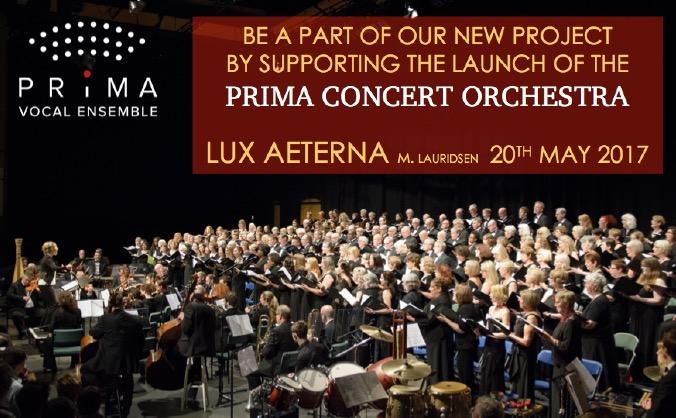 Prima Concert Orchestra 2017