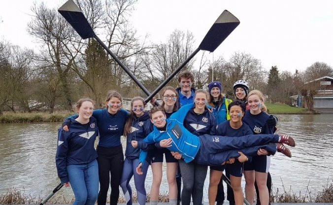 Help St Hilda's College repair its boats!