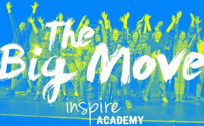 Inspire Academy - The Big Move