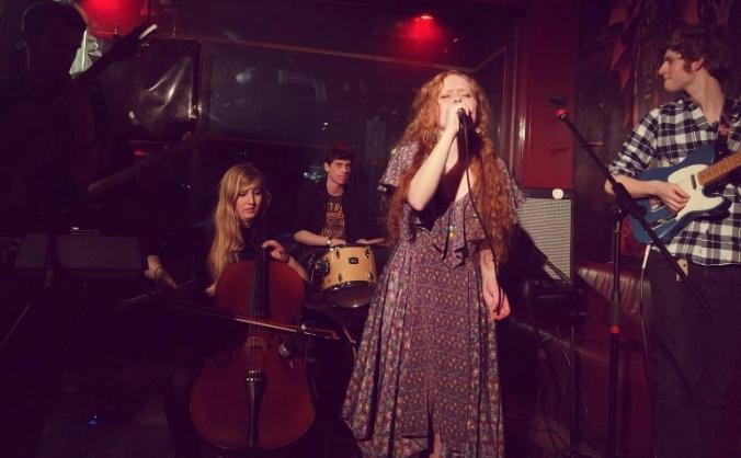 Get Ingrid Schwartz's band to Lymelight Festival!