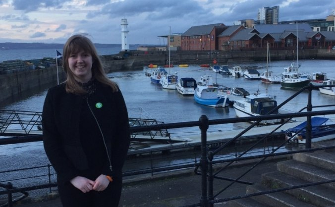 Elect Gillian Mackay for Forth