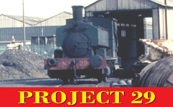 Help bring No29 back to Fife, and back to Life!