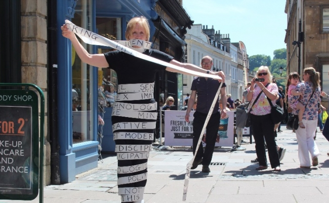 Help us fund Fringe Arts Bath Festival 2017