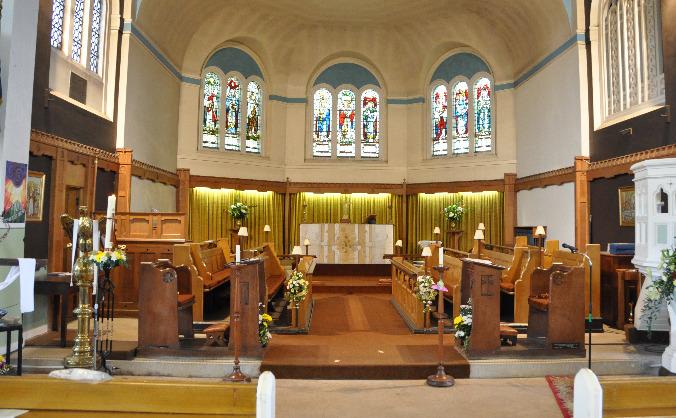 Compton Organ Refurbishment