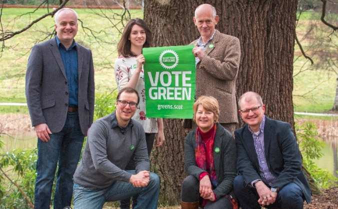Stirling Green Campaign