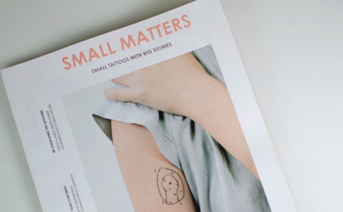 Tattoo Magazine: Small Matters
