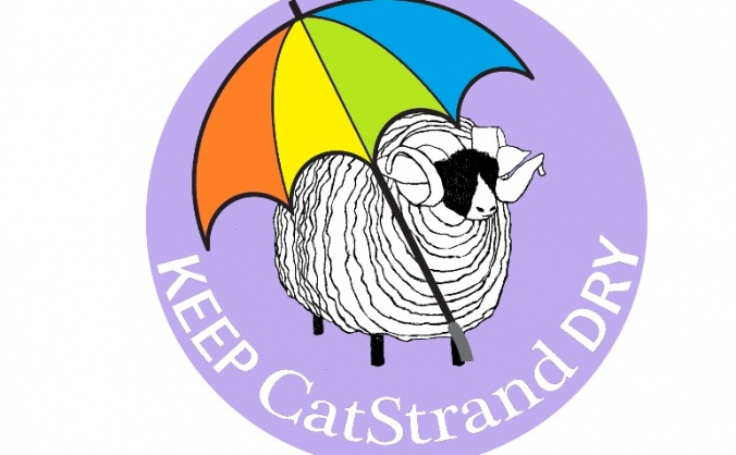 Keep CatStrand Dry
