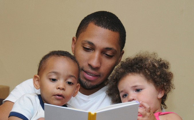 Fathers Reading Every Day