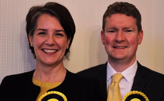 Stephen Kirley & Lynne Anderson SNP campaign fund