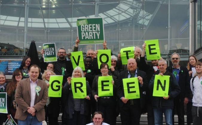 Norwich Green Party