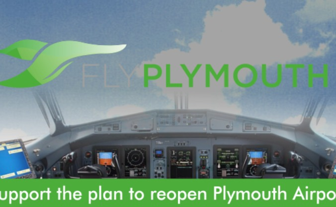 FlyPlymouth  Airport Reopening Project