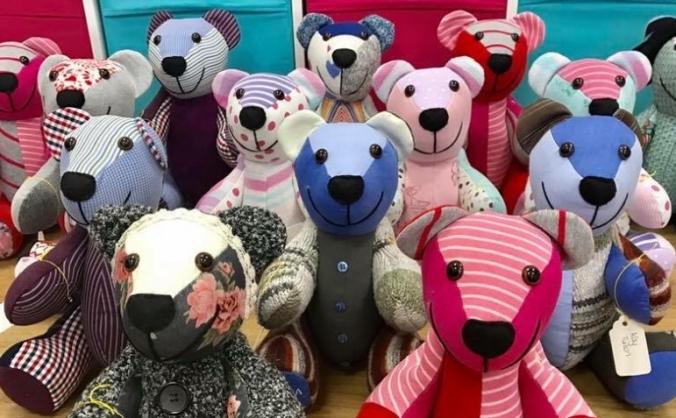 Memory Bear Workshops for Bereaved Families