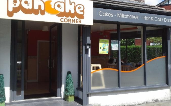 Operation Pancake Corner!!