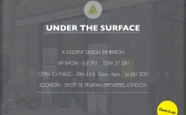 Under the Surface - Design Exhibition