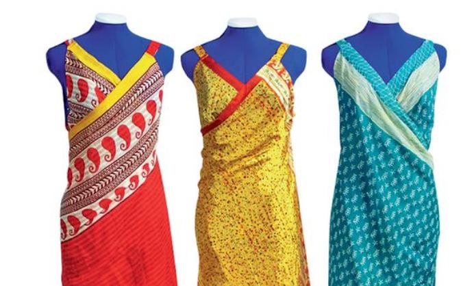 Secret Sari Dress Pre-Order Campaign Number 2