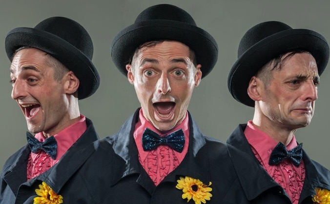 Bring Mr Mess to the HarbourKIDS Circus Festival