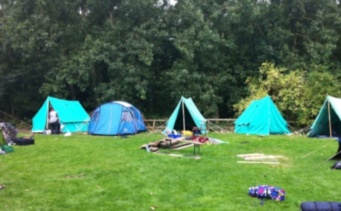 GI goes camping 2015