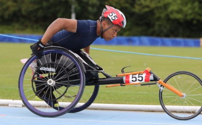 Help Franklin Get a Racing Wheelchair!