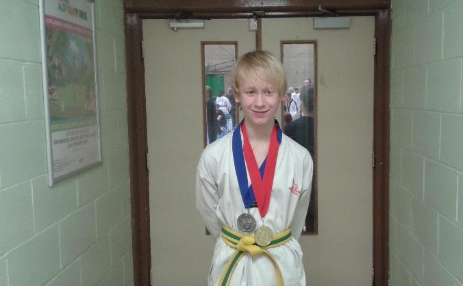 Florida Tae-Kwon-Do championship