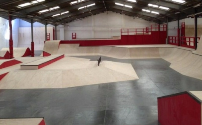Beast Rampz Skatepark