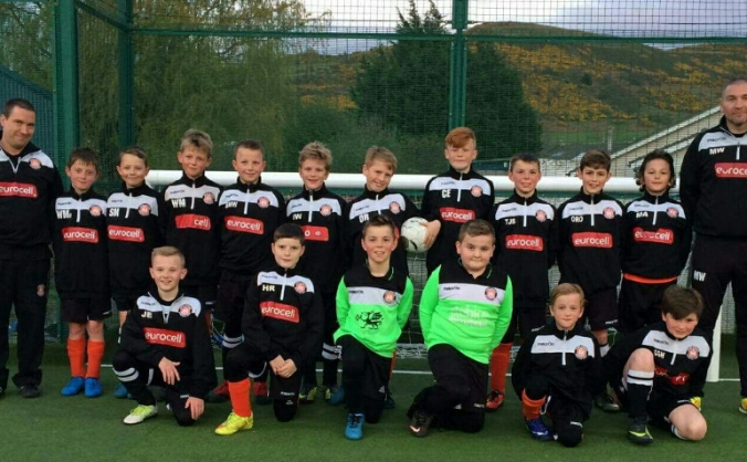 CONWY BOROUGH TIGERS U11's HOLLAND TRIP