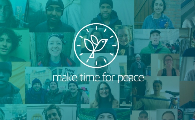 TimePeace: refugees & locals free skill swap
