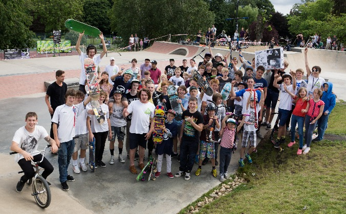 10 FREE local community Skate Park Events