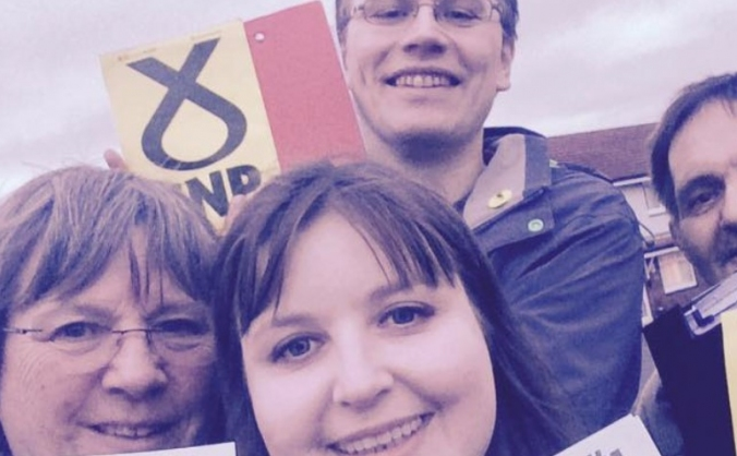 Kate Campbell  SNP for Portobello-Craigmillar