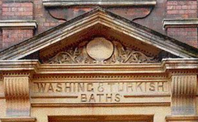Blue Plaque for the GWR Medical Fund HQ & Baths
