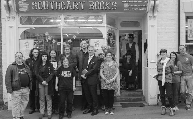 bookshop relaunch
