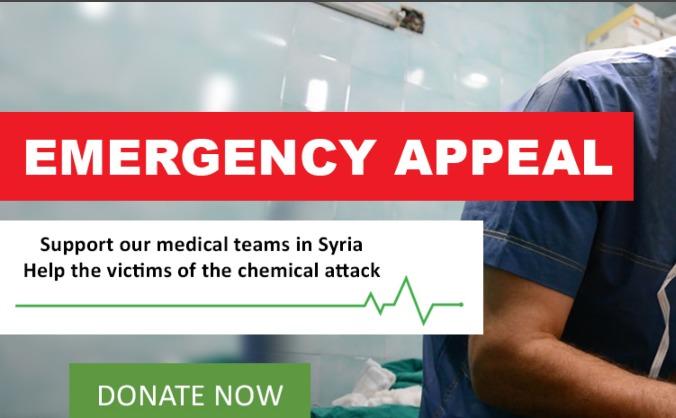 Syria Relief Fundraiser