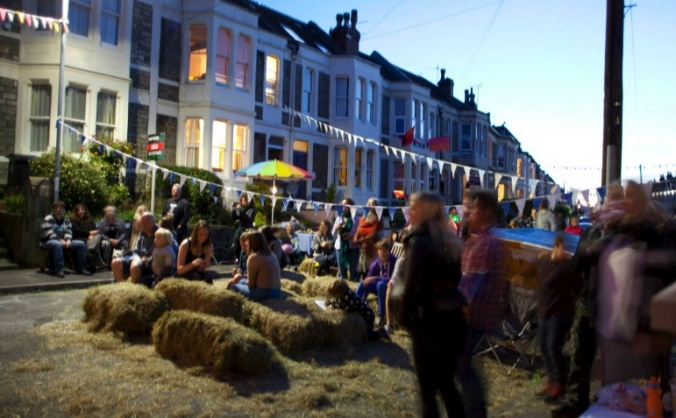 Somerset Road Street Party - 2017