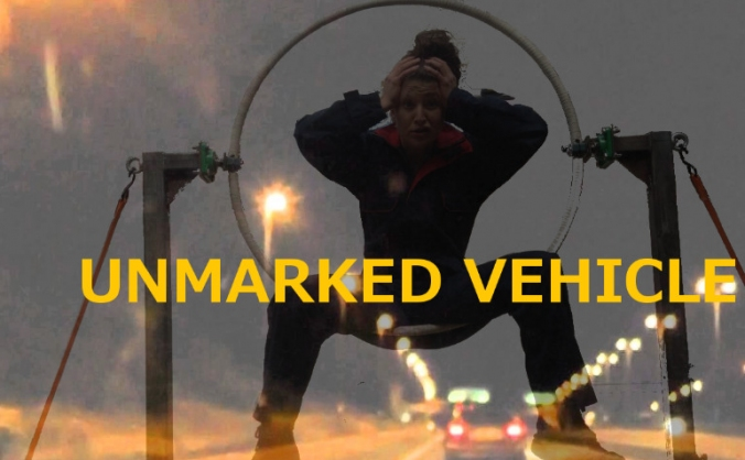 Unmarked Vehicle