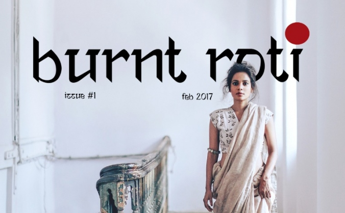 Burnt Roti: 'The Beauty of Being British Asian'