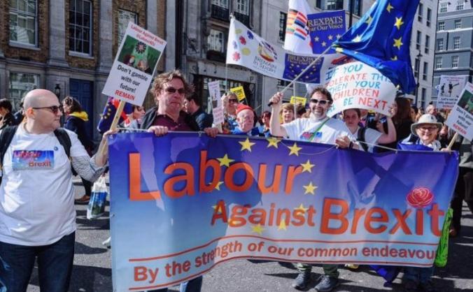 Labour Against Brexit Campaign