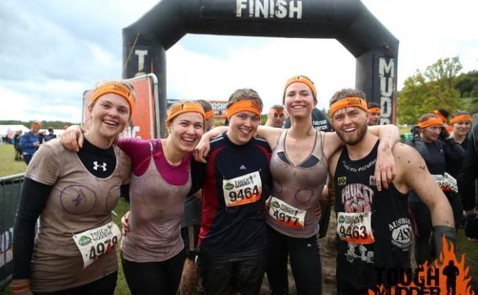 A Wheely Muddy Challenge