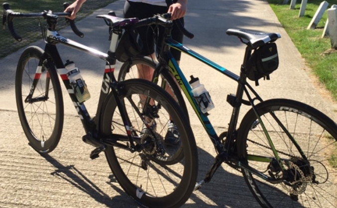 Help replace Cassie's stolen bike