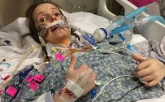 Help Caitlin Johnson Irwin Get a New Heart!