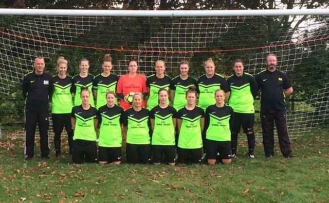Ashford Girls FC - Ashford Ladies FC