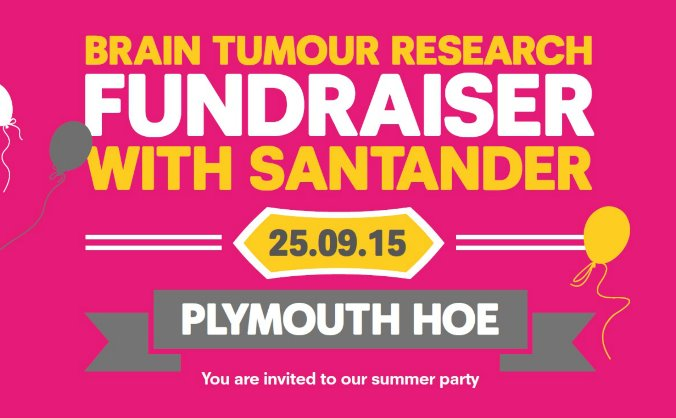 Brain Tumour Research Summer Party