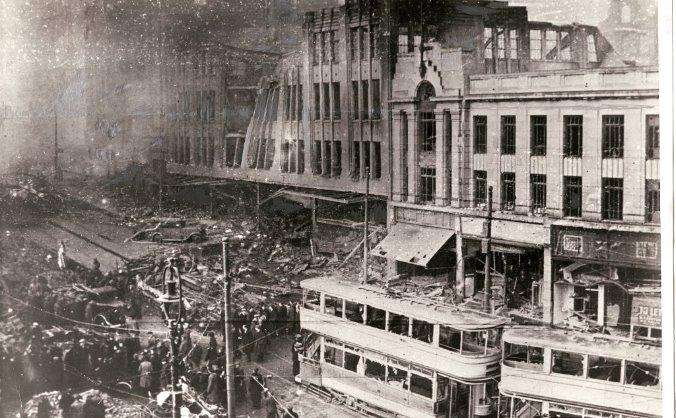 Sheffield Blitz 75th