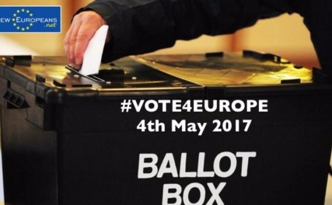 #Vote4Europe
