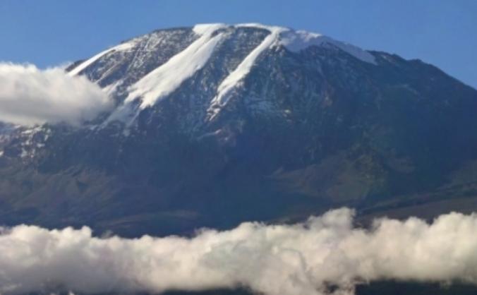 Geraint & Glenn's Kilimanjaro Challenge 2018