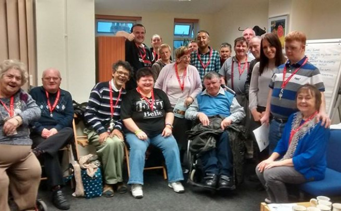 Breaking Barriers - a Welcome in Cardiff